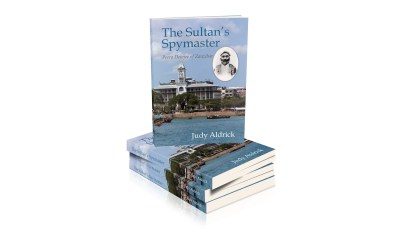 New from Old Africa books…The Sultan's Spymaster