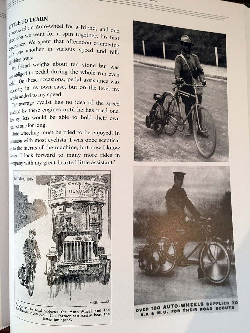 Vintage Bad Copy Bad Teeth No Bar History Of Military Bicycles Ww1 8 Copy