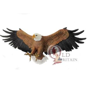 American Eagle Wall Sculpture