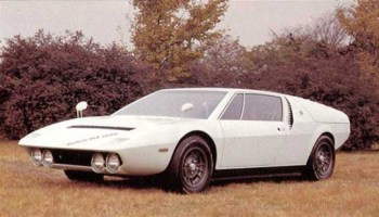 Ford Thunderbird Saturn II Concept Car 1969  Old Concept Cars