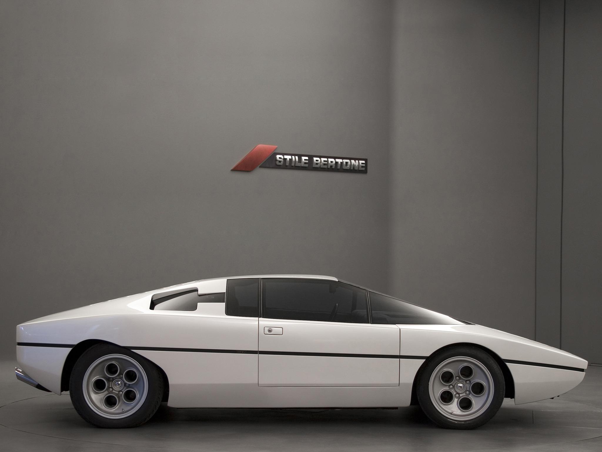 Latest Sports Cars 2014 Wallpaper Lamborghini Bravo 1974 Old Concept Cars