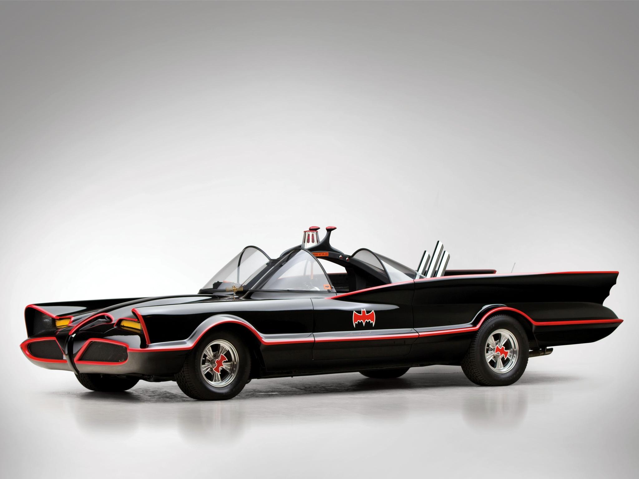 4k Wallpaper Muscle Car Lincoln Futura Batmobile By Barris Kustom 1966 Old
