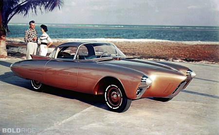 1960 Concept Cars