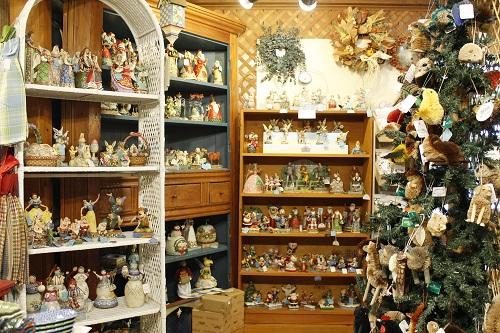 jim shore santa ornaments