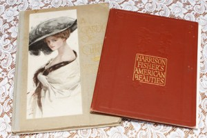 Harrison Fisher Books