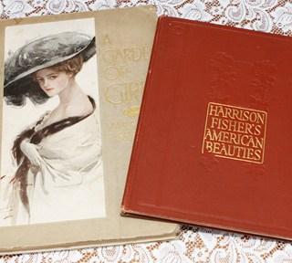 Harrison Fisher Books Have Arrived!!