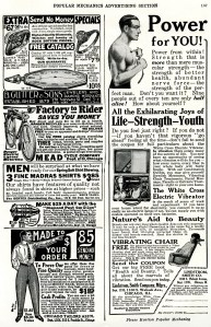 Old Design Shop_1919 Advertising Page