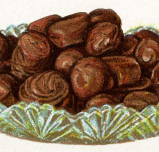 Free Digital Images ~ More Vintage Chocolate Treats