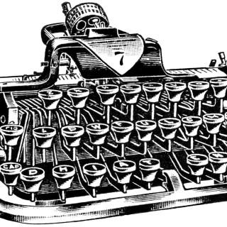 Free Vintage Image ~ Blickensderfer Typewriters