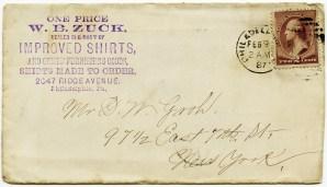 free vintage ephemera, antique paper graphics, old postmarked envelope, two cent stamp, digital aged paper