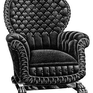 Vintage Chair Catalogue Listing and Clip Art ~ Free Graphics
