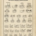 antique car clip art, old book page, carriages and sleighs, old fashioned vehicle illustration, vintage car printable