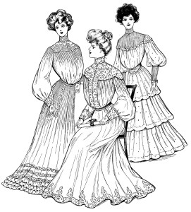 OldDesignShop_1904CommencementGowns1