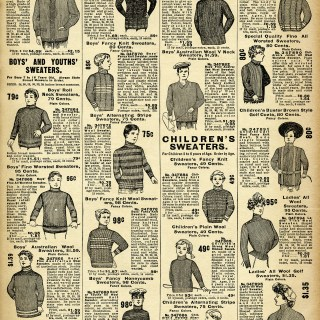 Sweaters for Men, Women and Children