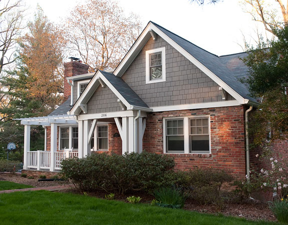 1950'S Home Remodel In Northern Virginia – Old Dominion Building Group