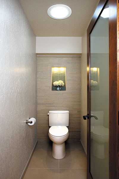Peinture Toilette Solatube Lighting | Old Dominion Innovations, Inc.