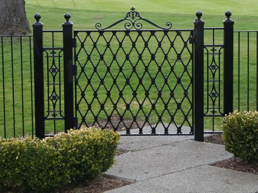 Wrought Iron Fence Old Dutchman39s Wrought Iron Inc