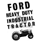 Ford 4140 Tractor Owner's / Operator's Manual
