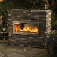 Outdoor Gas Fireplaces - Louisville KY - Olde Towne Chimney