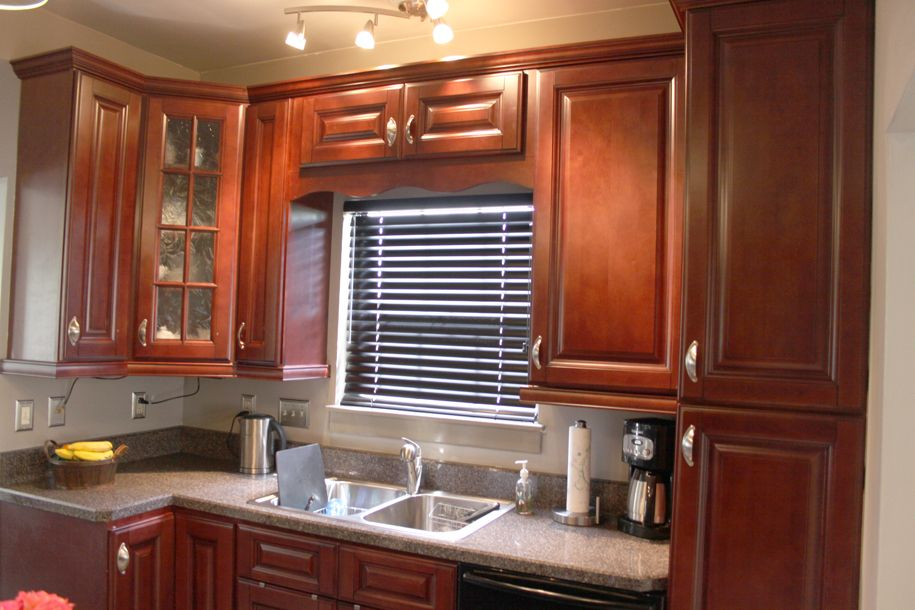 L Shaped Kitchen Base Cabinet Discount Kitchen Cabinets To Improve Your Kitchen's Look