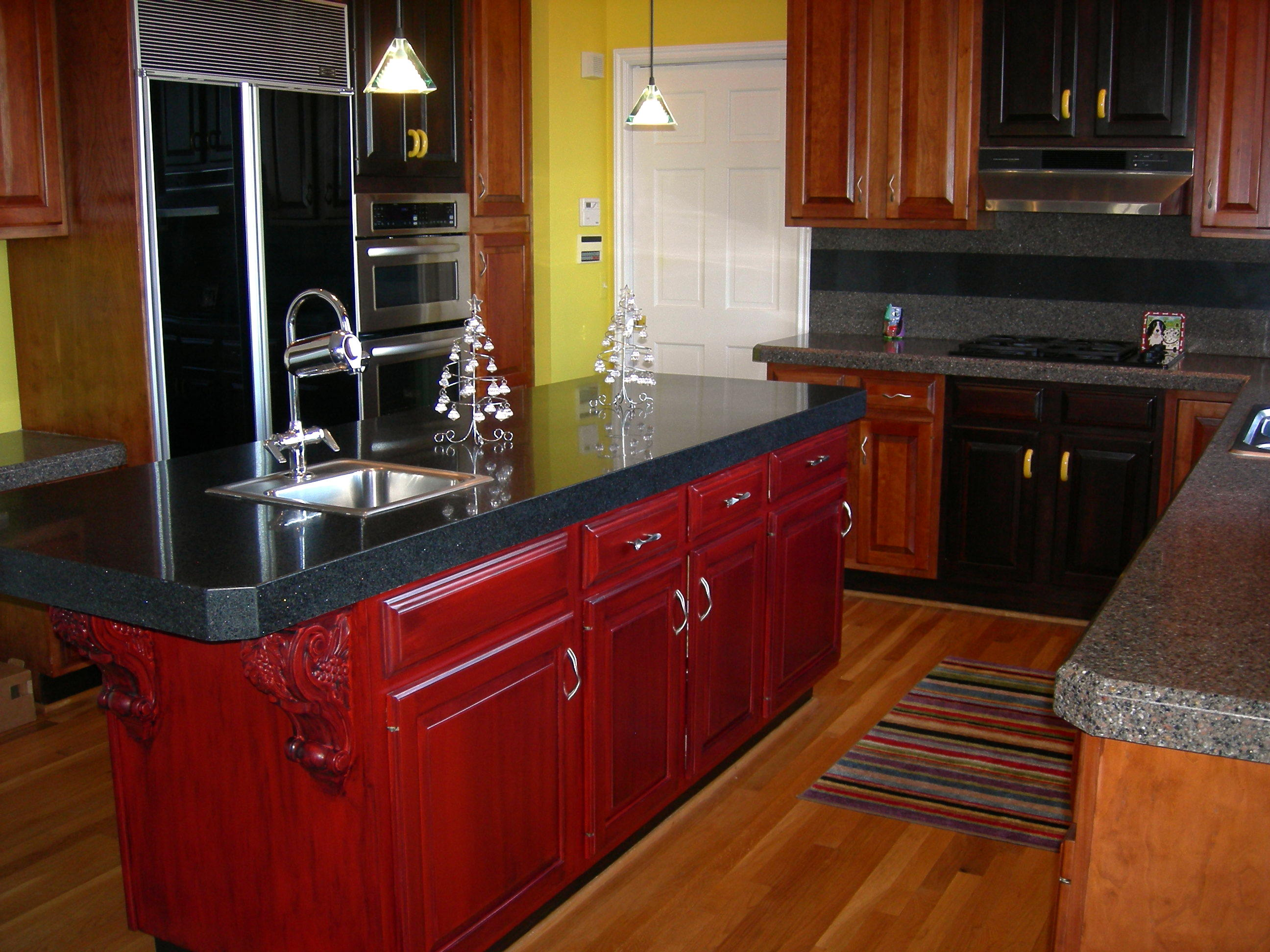 How To Strip And Refinish Kitchen Cabinets Refinishing Cabinets A Simple Do It Yourself Task