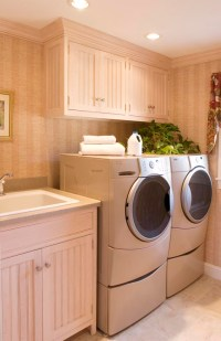 Cabinet Plans Laundry Rooms PDF Woodworking