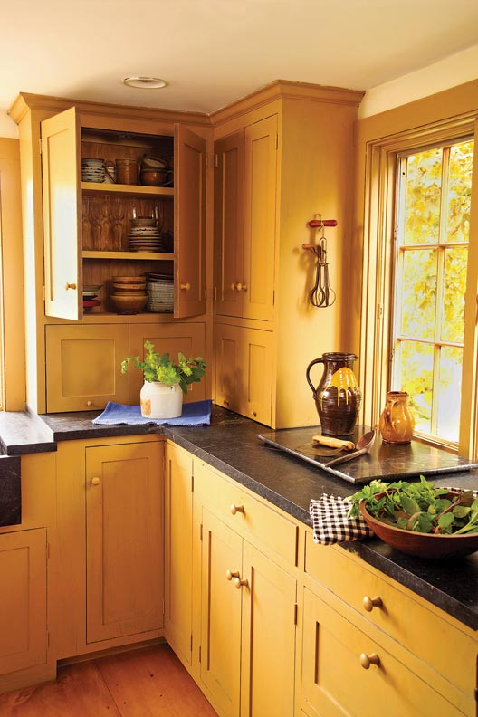 The Best Countertop Choices For Old House Kitchens Old House Journal Magazine