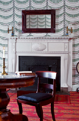 Fireplaces With Stone Surrounding The Beauty Of The Mantel Old House Journal Magazine