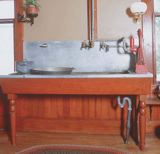 Used Kitchen Cabinets Vt Sink Ideas For Old House Kitchens Old House Restoration