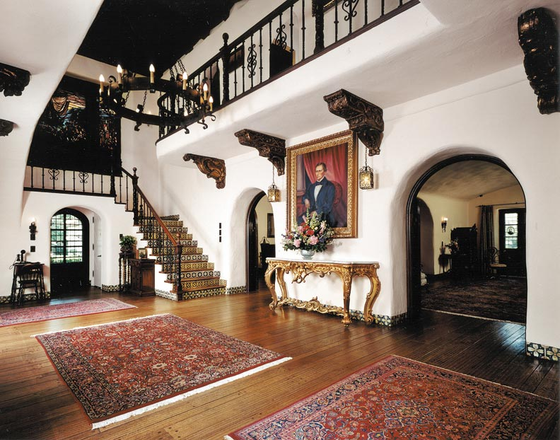 Spanish Revival Interior Design Spanish Revival Architecture In Los Angeles Old House Journal