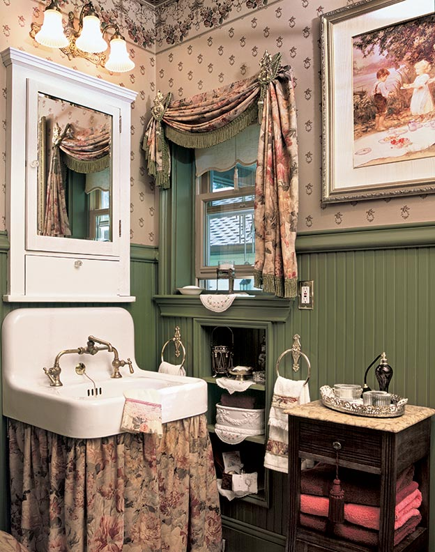 Solutions For Small Bathrooms Old House Restoration Products Decorating