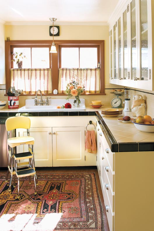 Kitchen Countertop Edges The Best Countertop Choices For Old House Kitchens Old House