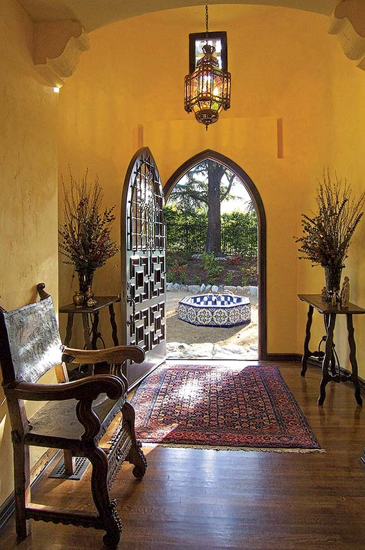 Spanish Revival Interior Design Expanding A Mediterranean Revival House Old House Journal Magazine