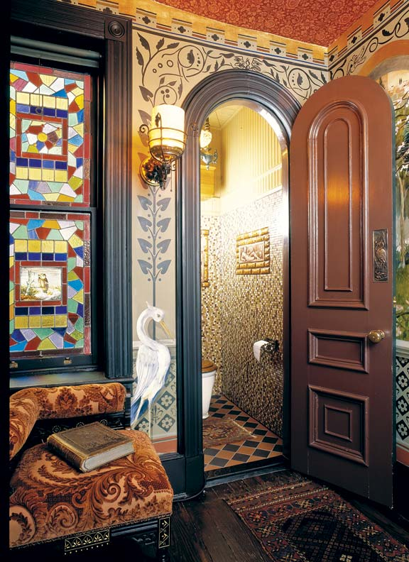Dimension Buffet Buyer's Guide To Stained Glass - Old House Journal Magazine