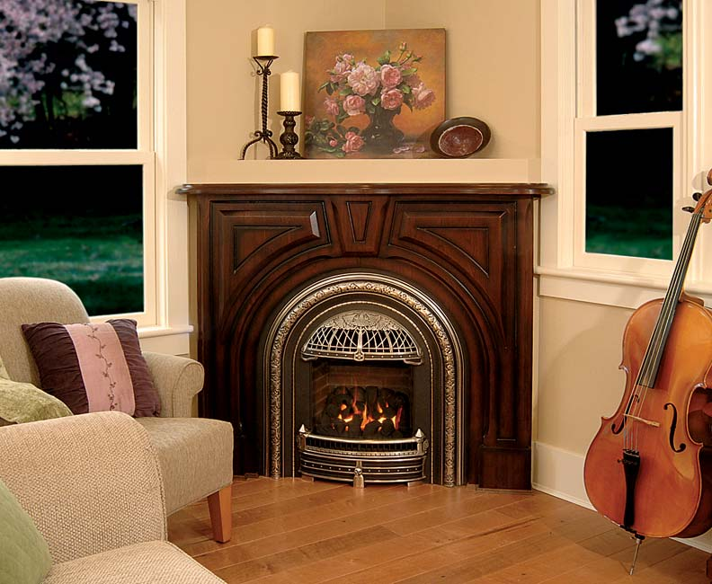 Btu Gas Fireplace 5 Ways To Transform An Old Fireplace Old House Journal Magazine