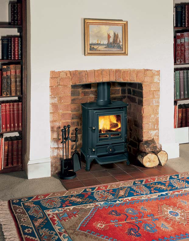 Convert Fireplace To Gas Burning 5 Ways To Transform An Old Fireplace Old House Journal Magazine