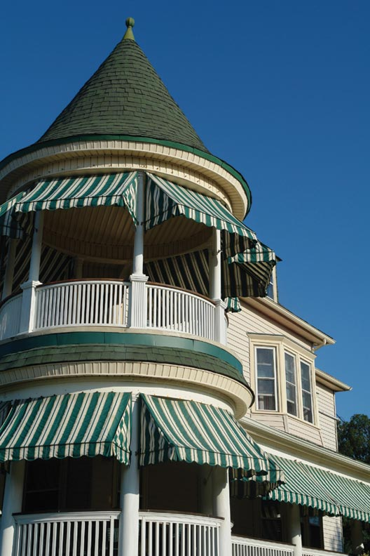 Decorative Awnings How To Save Energy With Awnings - Restoration & Design For