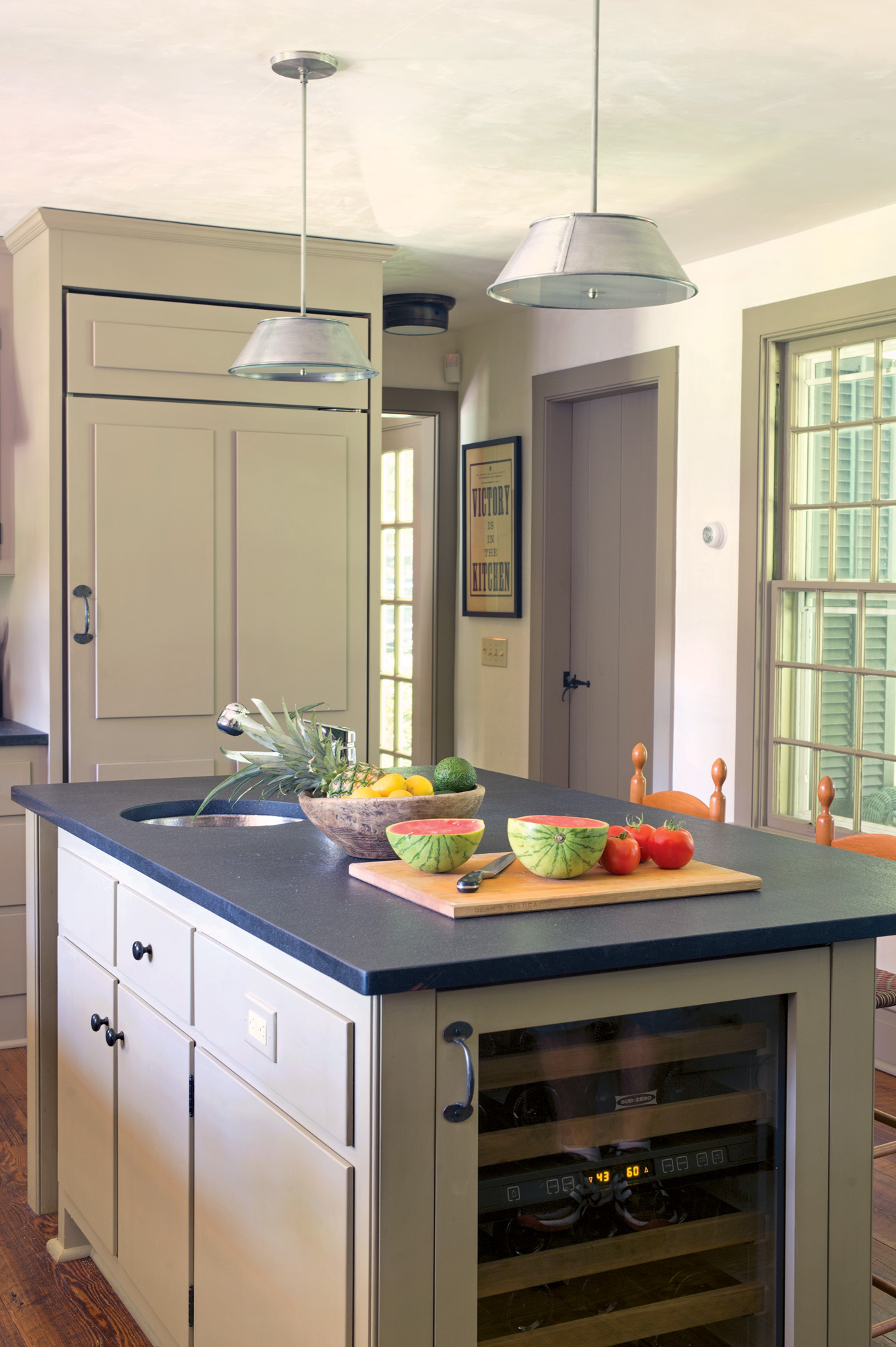 A True New Kitchen Restoration Design For The Vintage