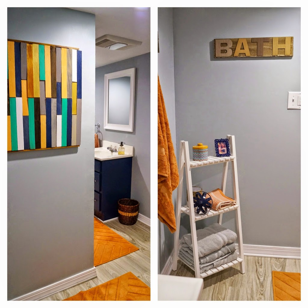 Diy Budget Bathroom Remodel Reveal