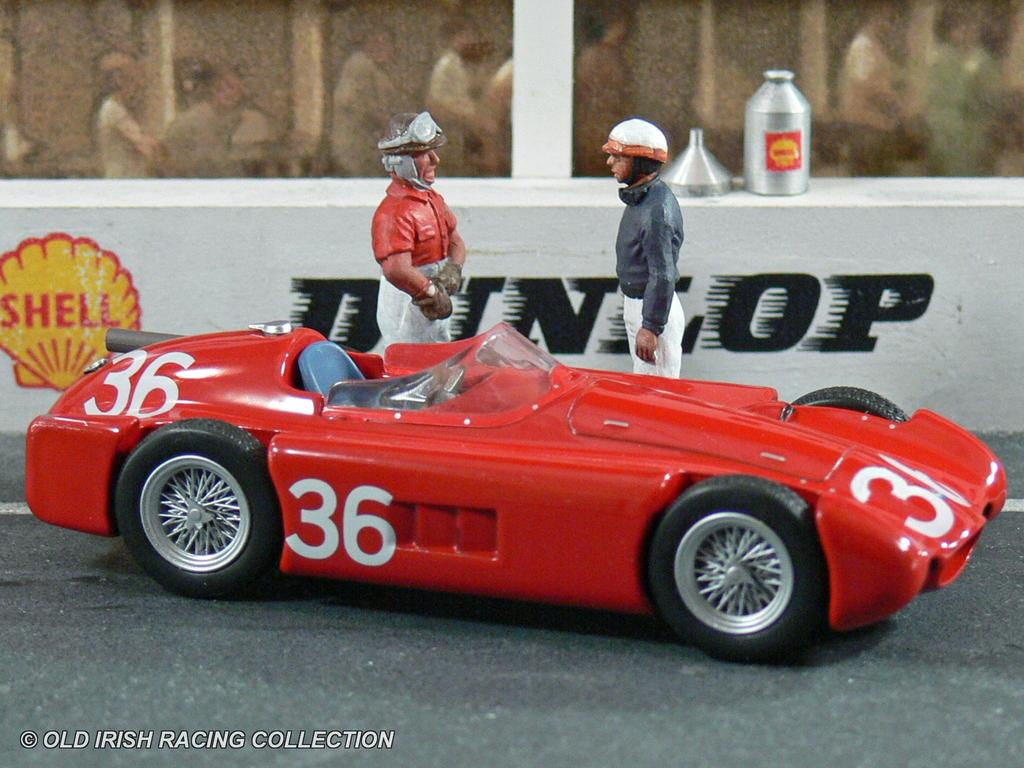 Maserati 350s Maserati Old Irish Racing Model Collection