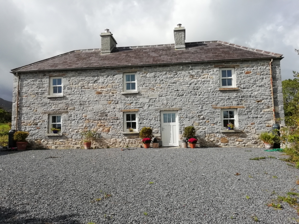 About Old Irish Farmhouse