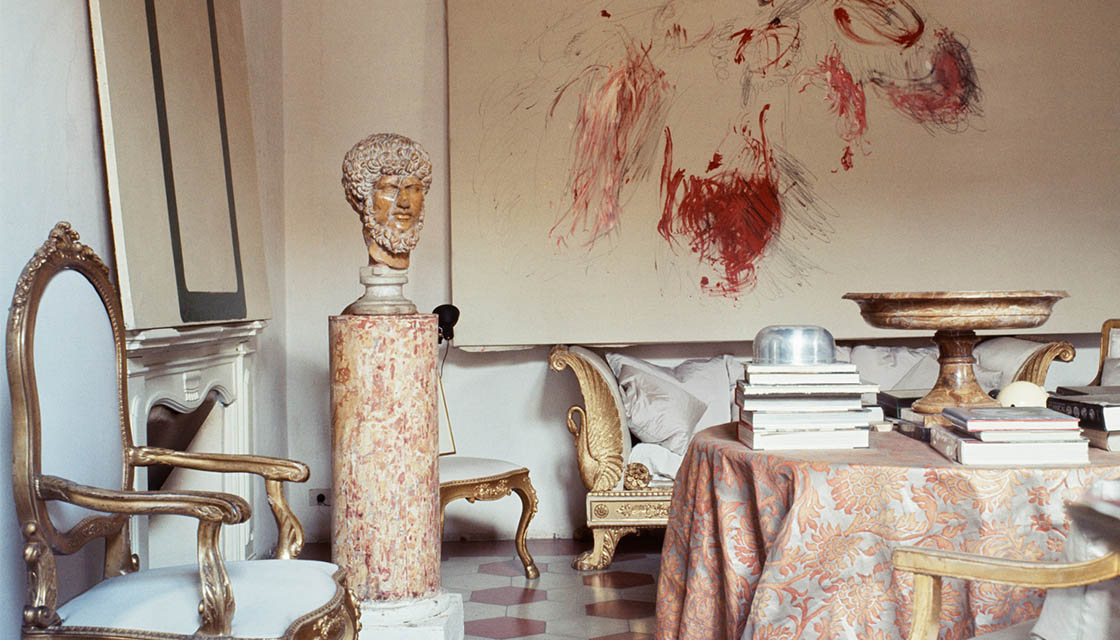 Cy Twombly's Home 3