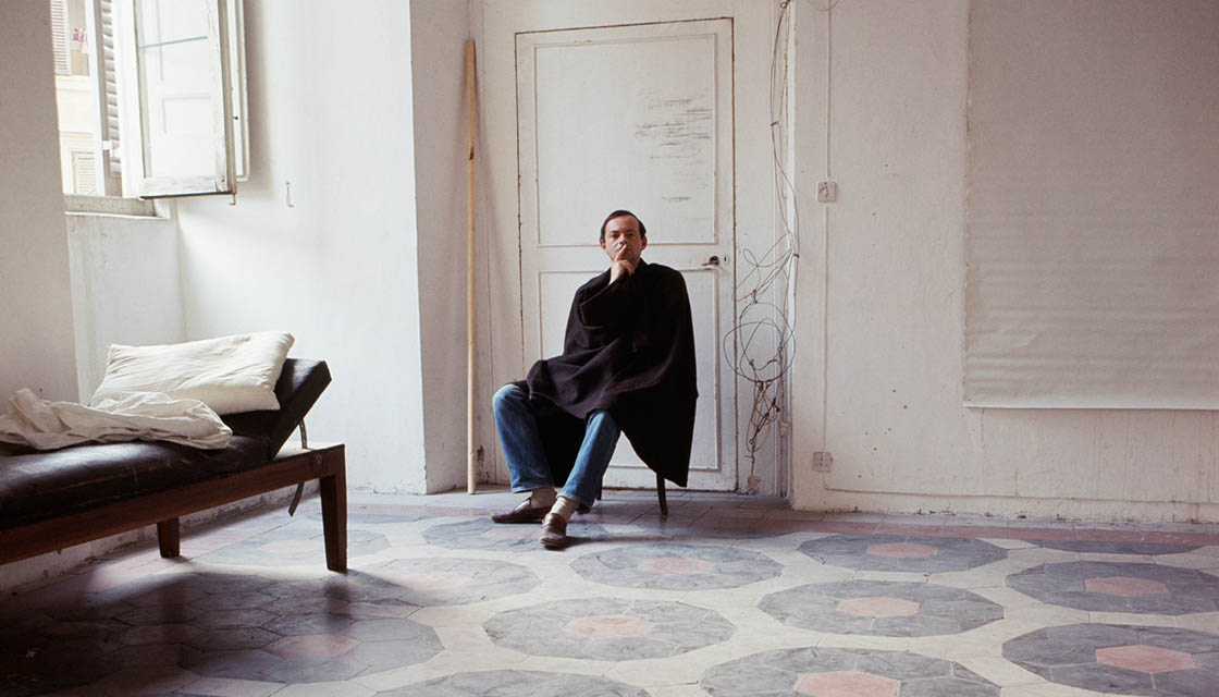 Cy Twombly's Home 4