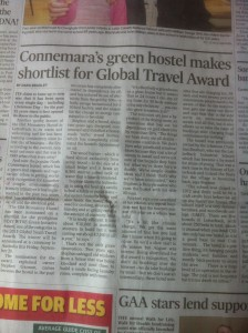 article travel awards 2003