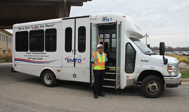 Business Milestones Stateline Mass Transit District is 10 Years