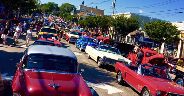 Old Orchard Beach Car Show