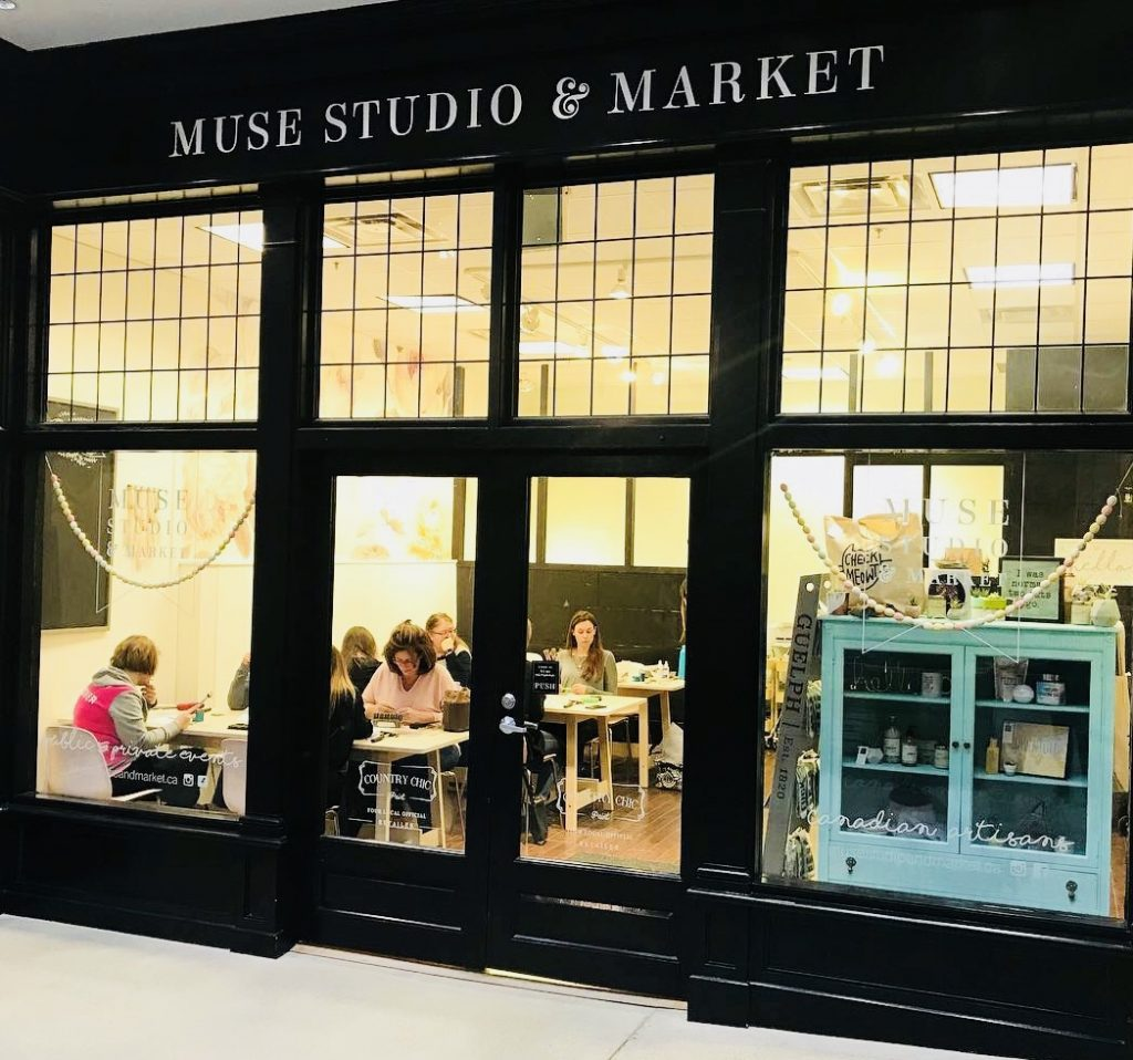 Magasin Muse Muse Studio And Market Old Quebec Street Shoppes