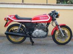 DUCATI 500 SPORT DESMO 1979