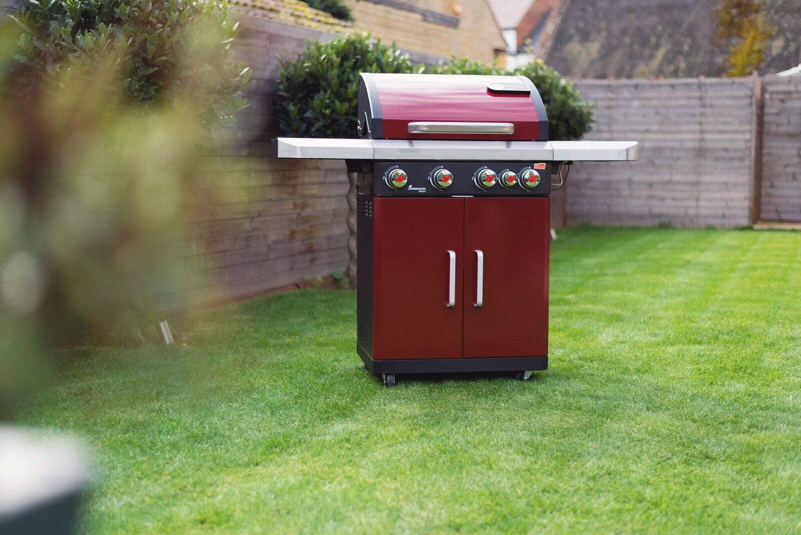 Landmann Holzkohlegrill Black Taurus 660 Test : Grill landmann barbecue in all