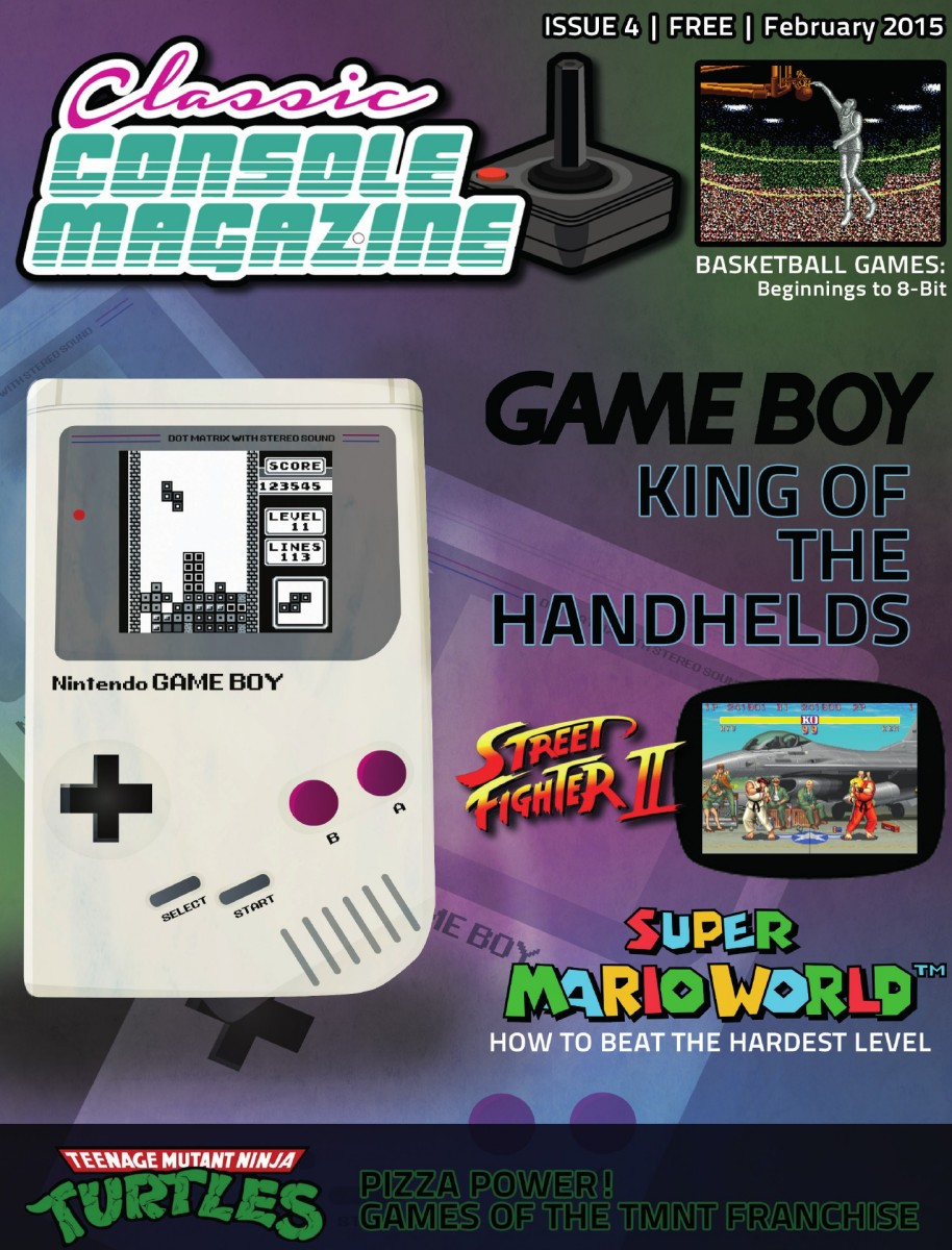Console Magazine Old School Gamer Magazine